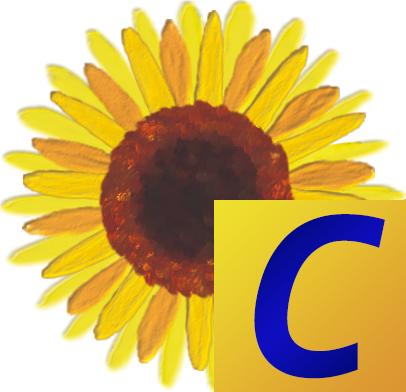 Girasole-+-Lettera-C