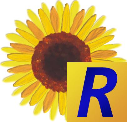 Girasole-+-Lettera-R
